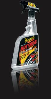 Meguiars Hot Shine Tyre Dressing
