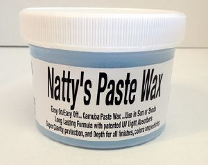 Poorboy's World Natty's Paste Wax Blue