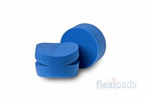 Flexipads Split Blue Detail Foams (Set of 2)