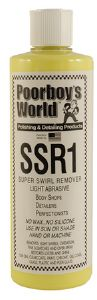 Poorboy's World SSR1 Super Swirl Remover