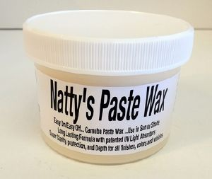 Poorboy's World Natty's Paste Wax White